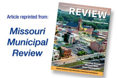 Missouri Review: Municipal Financial Needs