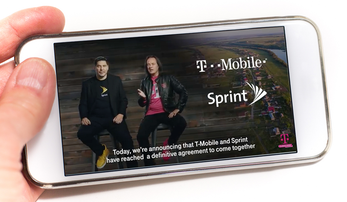 T-Mobile Sprint Merger Video