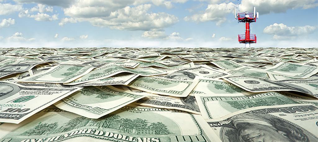 Cell Site Lease Sea of Cash